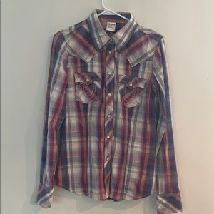 True Religion long sleeve shirt